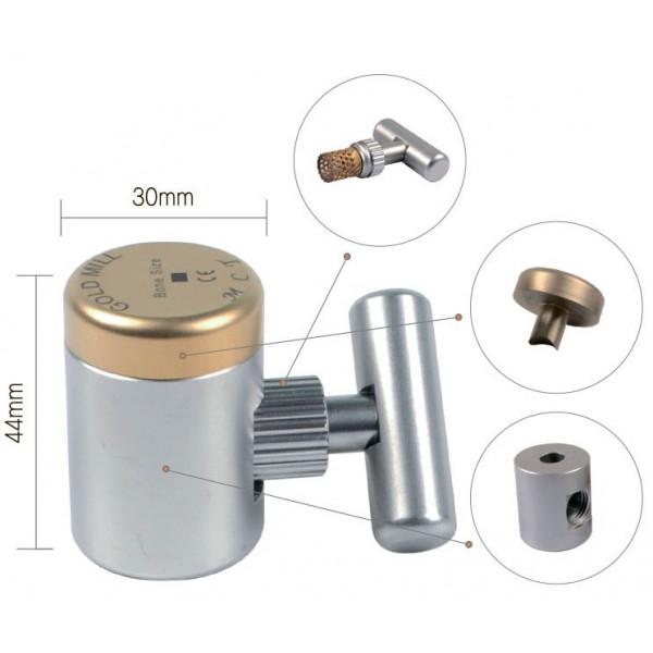 Кістковий млинок малий GDM-02, MCTBIO