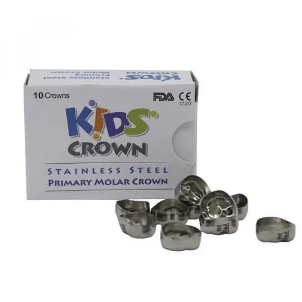 Дитячі коронки Kids Crown (10 шт)