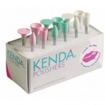 Kenda Dental Polishers/Полиры одной из форм (полировочные диски, чашки, конусы), KENDA