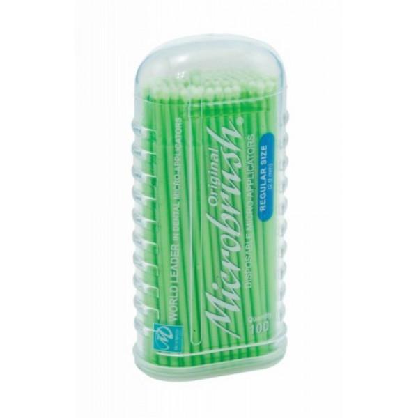 Аппликаторы пластиковые для жидкостей 100 шт, Microbrush inc