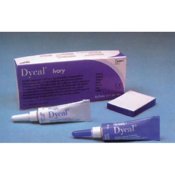 Dycal (Дайкал), прокладочный материал, в тюбиках, Dentsply