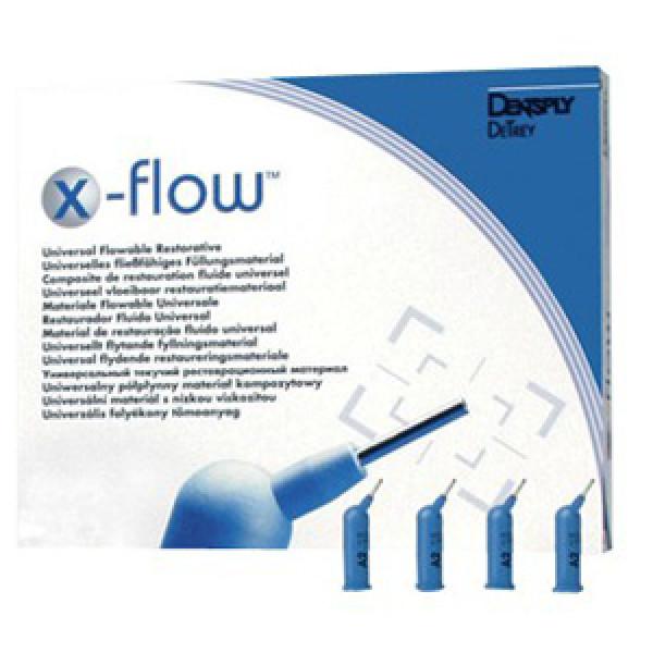 X-Flow™ Текучий рентгеноконтрастный композит, Denstply