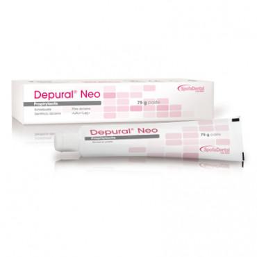 Депурал Нео, абразивная паста, Spofa Dental