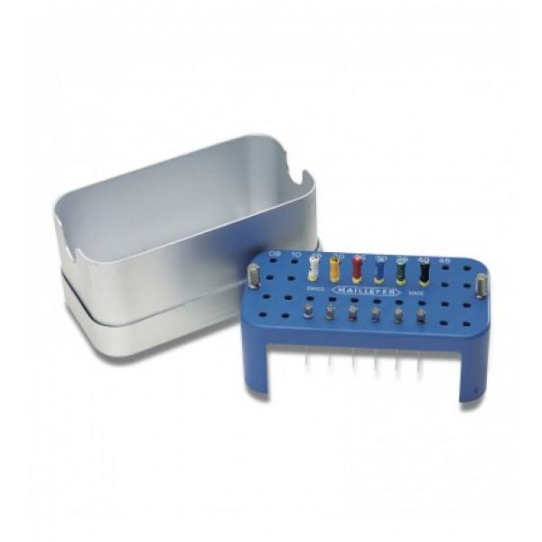 ENDO-STAND, подставка эндодонтическая (40 ячеек), автоклавируемая, DENTSPLY-MAILLEFER