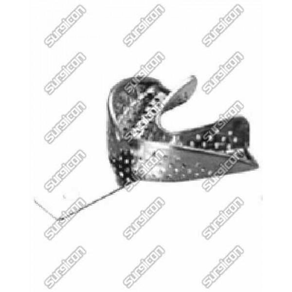 Ложка для оттисков из нержавеющей стали (66*53 мм S), SD-2008-U3, Surgicon