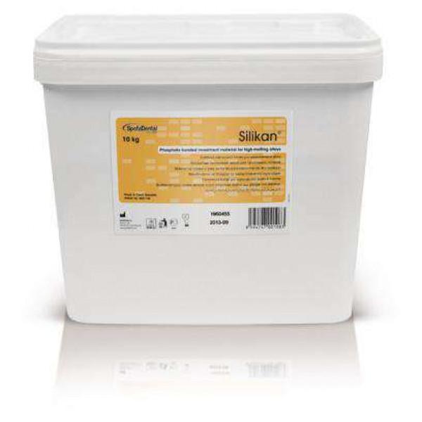 Silikan (Силикан), формовочная масса, 5 кг, Spofa Dental
