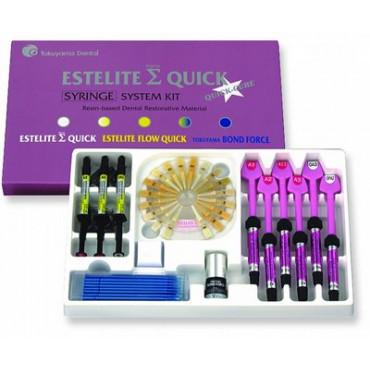 Estelite Sigma, композит светового отверждения, Tokuyama Dental