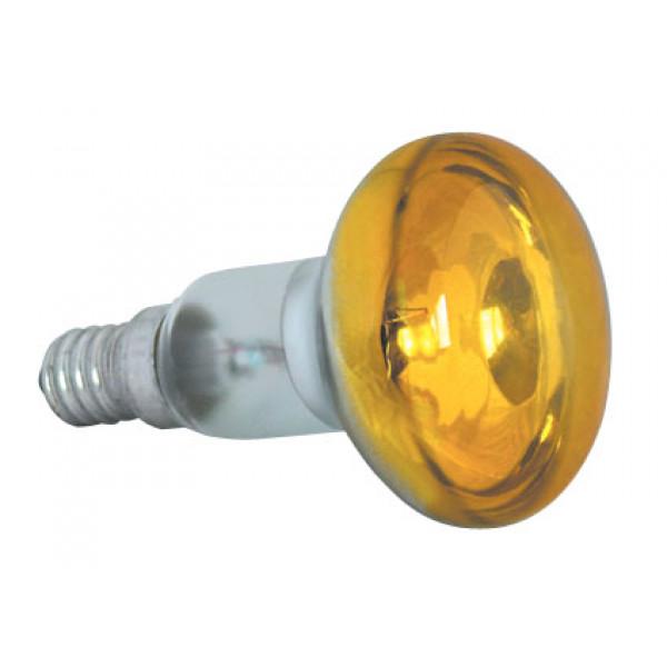 Лампа медицинская с зеркальной колбой 24В 25Вт В15d, FOSHION