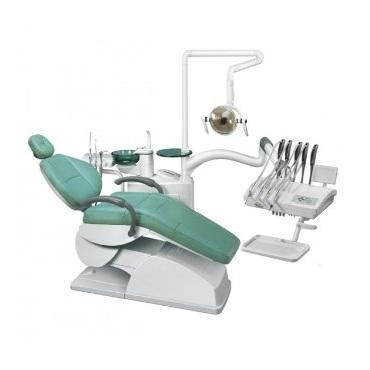 Стоматологическая установка AY-A3600, верхняя подача инструментов, Foshan Anya Medical Technology Co.,Ltd.