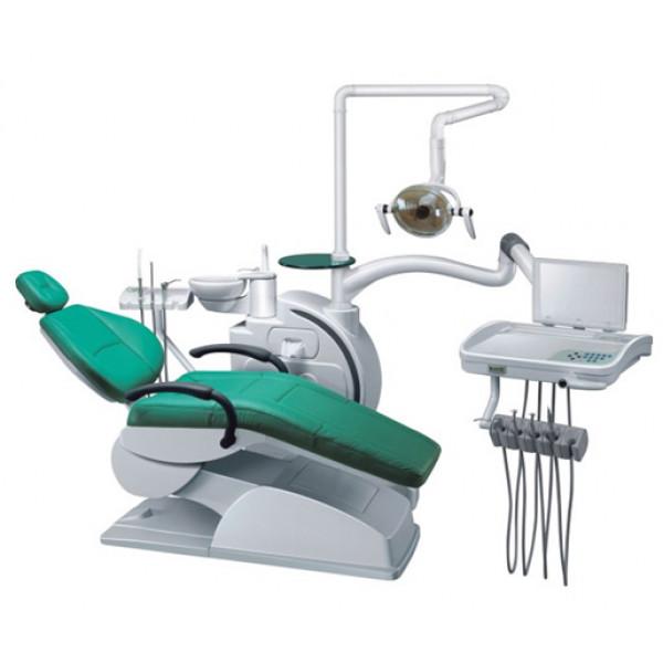 Стоматологическая установка AY-A4800 трехсекционное кресло, нижняя подача инструментов, Foshan Anya Medical Technology Co.,Ltd.