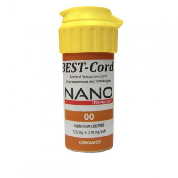 BEST-CORD NANO, ретракционная нить с пропиткой, Cerkamed