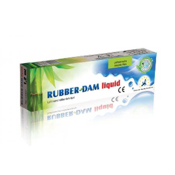Rubber dam Liquid, Раббер дам, Cerkamed