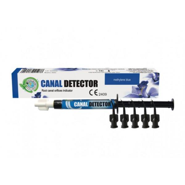 CANAL DETECTOR, Cerkamed
