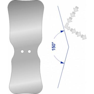 Зеркало взрослое окклюзионное/детское окклюзионное SSM-307,SteriTrays