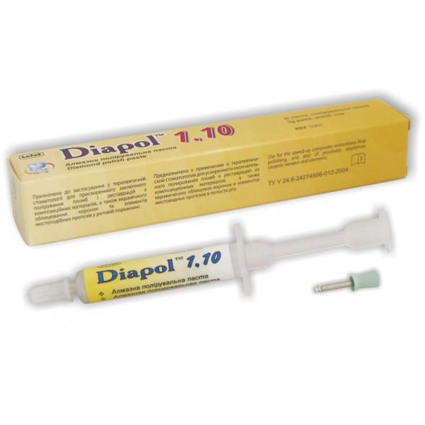 Diapol-1.10 (Диаполь-1.10) паста полировочная, Latus