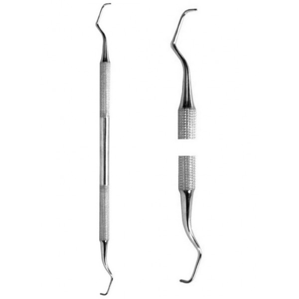Периодонтический инструмент Gracey 7/8, SD-1047-07, Surgicon