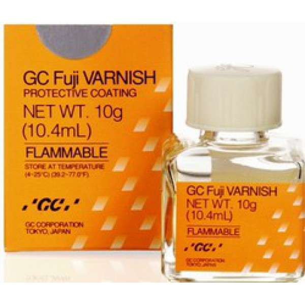 Защитный лак Fuji Varnish, GC Corporation