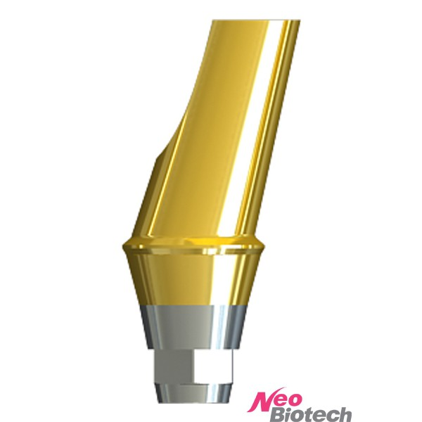 Абатмент угловой 25гр. Neo Biotech ISAHB2447 (d = 4.5 mm, h = 4 mm)