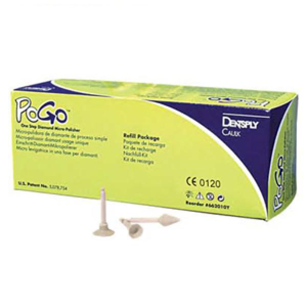 Полировочные инструменты (конусы) PoGo™, 1 шт., Dentsply