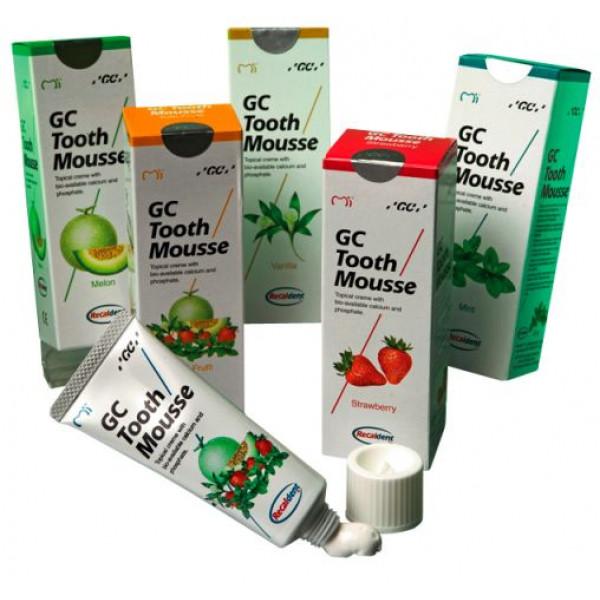Крем для реминерализации Tooth Mousse, GC Corporation
